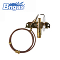 B880306 high quality room safety gas heater parts ods pilot burner with flame sensor