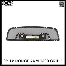 Automobiles & Motorcycles Body Parts Car Grills For 2009-2012 Dodge Ram 1500