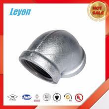 ANSI price list gi cast iron elbow