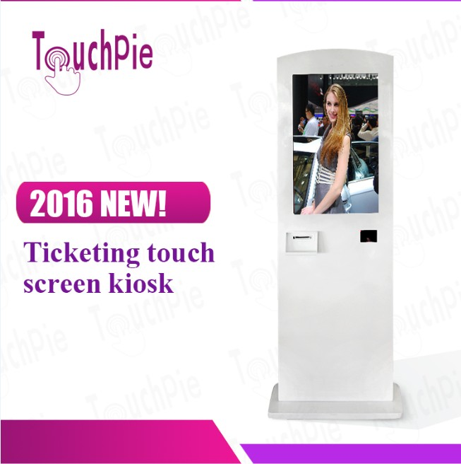 42inch Custom design Big screen DVD rental kiosk with bill <strong>payment</strong> function