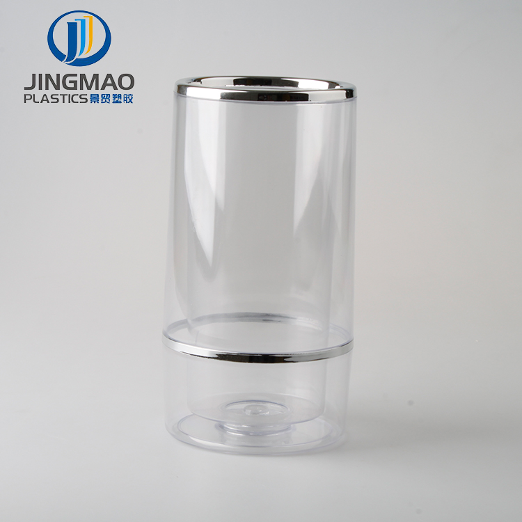bpa free OEM Service ,Your LOGO and Customized product color are acceptable Plastic Wine Bottle Cooler