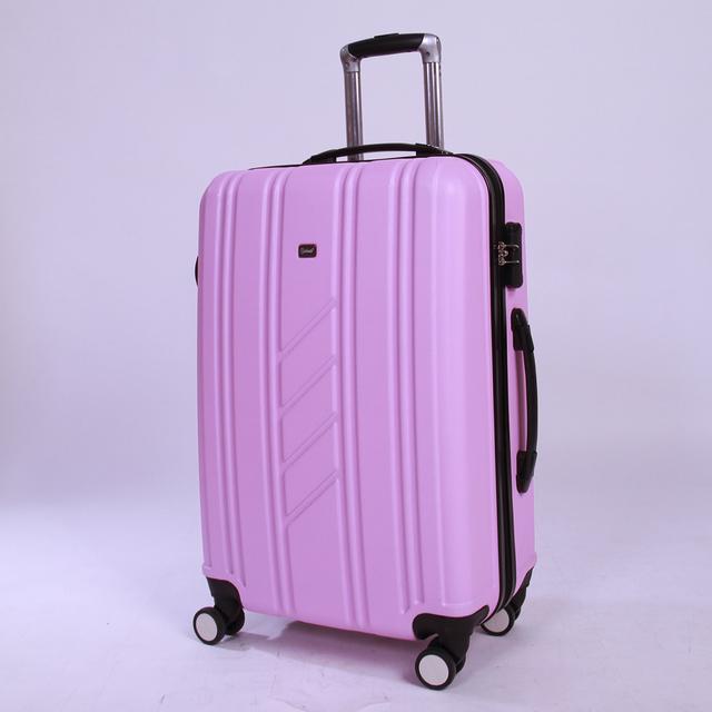 e485da0312 China Alibaba Customized Logo 20 inch 4 wheels swiss polo trolley travel  luggage