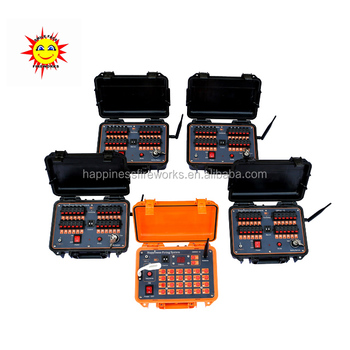 New product 500M remote control happiness 96 cues wireless fireworks firing system