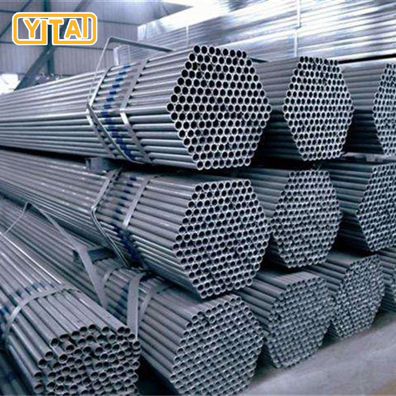 Scaffold schedule 40 galvanized steel pipe 6 meter for water