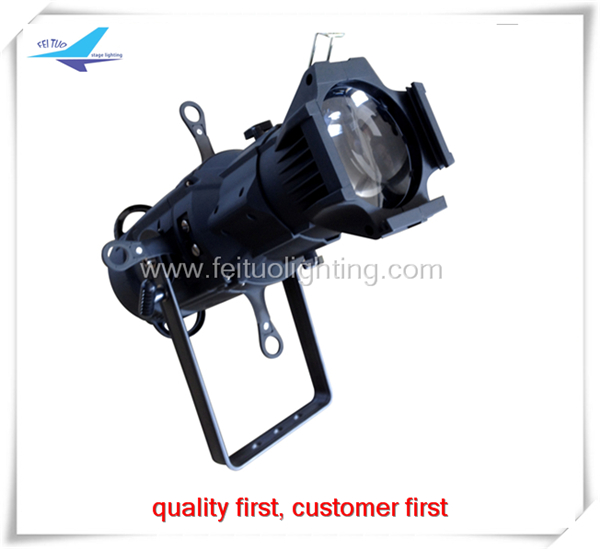 Stage lighting 200w/180w led spot ellipsoidal stage light