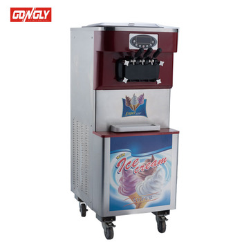 Twist Flavors Italy Cream Maker Taylor Soft Ice Cream Machine For Sale