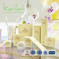 KAILAI Hotel Amenity Manufacturer Wholesale Bathroom Disposable Shampoo And Soap