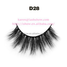 wholesale china private label silk eyelashes