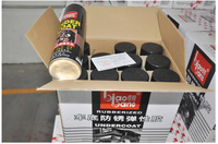 Car undercoating spray 620ml OEM accepted!