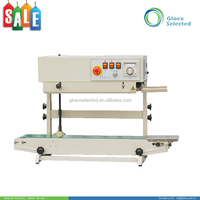 2015 new arriving Plastic Stand-up Pouch 32kg automatic cup sealing machine/film continue