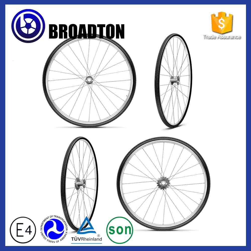 hot sale & high quality solid rubber bicycle tires with best quality and low price