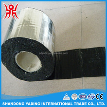 Aluminium modified asphalt flashing tape for roof sealing