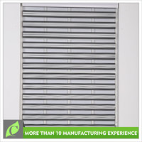 Good quality Natural look Transparent european style window roller shades