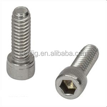 Factory Direct Low Price High Quality Hexagon Socket Flat Head Bolt in Southwest of China