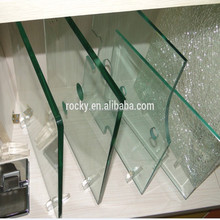 tempered glass Qingdao Rocky high quality best price 4mm 5mm 6mm 8mm 10mm tempered glass cut to size