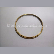 KFOUR 95mm brass ring high quality Brass ring copper ring for table clock from factory