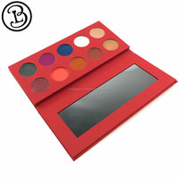New design private label eyeshadow 10 colors eye shadow private label