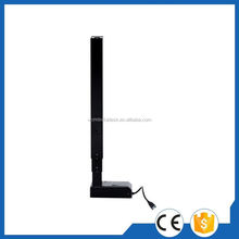 Top quality promotional 3 leg lifting column office desk