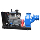 diesel engine dredge pump for sale with control panel