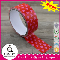 Handmade chinese factory supply heavy duty durable book binding duct tape