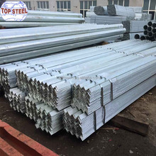 Weight of galvanized iron angle hot dipped galvanized angle bar