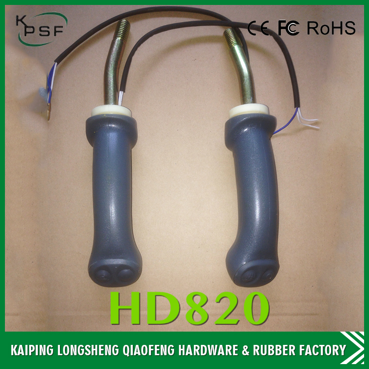 Factory direct sale excavator joystick grip operation handle for excavator DH225-9