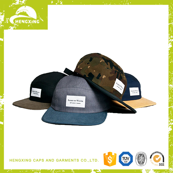 dye sublimation wholesale blank custom 5 panel hat