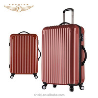 2015 ABS PC Travel Style Luggage Bag Set