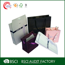 China Supplier Cheap Wholesale paper shopping bags