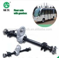 10kw Powerful charging capacity electric vehicle rear axle
