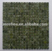 mosaic tile / green mosaic tile