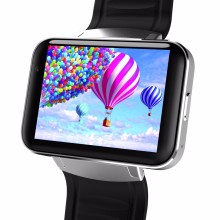 "2017 2.2"" Big Screen DM98 Bluetooth Speaker WiFi/GPS/WCDMA 3G touch screen china smart watch phone hot wholesale"