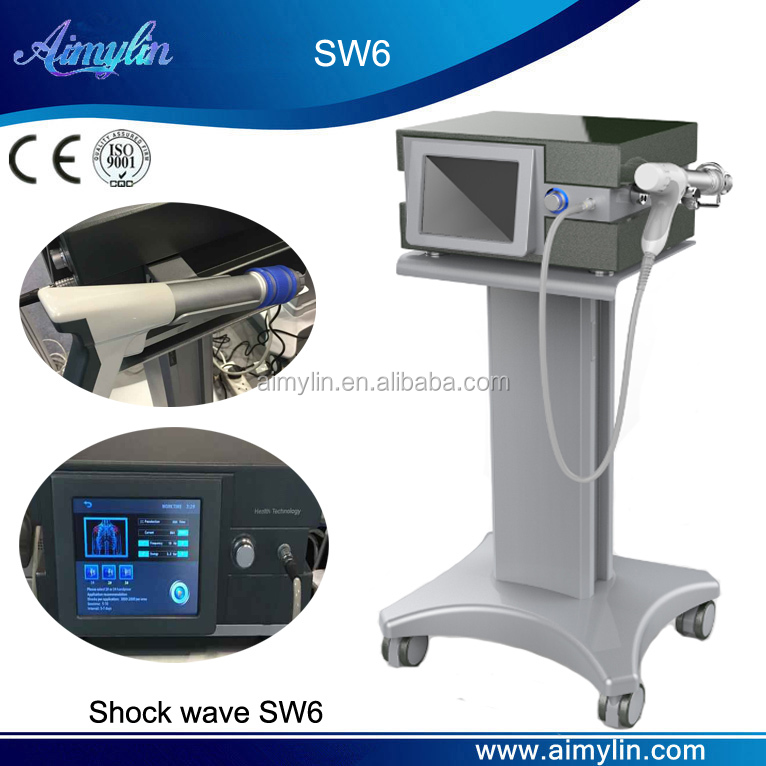 esw/shock wave/acoustic wave therapy machine