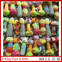 Baby Plush Stick Toy Wholesale Many Designs Plush Stick Wholesale