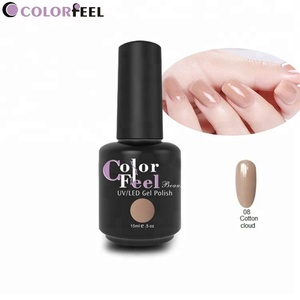 Bulk nail polish camouflage uv gel jelly cheap color private label one step gel polish