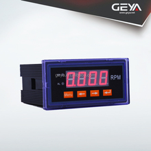 GEYA Digital Electronic Meter 96mm*48mm 50hz 60hz Frequency Meter