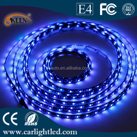 New Products Black PCB Flexible Led Strip Waterproof Lights High Quality 12V for cars