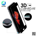 Phone Accessories Mobile 3D Curved Full Cover Tempered Glass For Iphone 7 Screen Protector