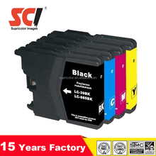 Compatible Brother LC39 LC60 LC985 Ink Cartridge for Brother Printer DCP-J125 DCP J315W