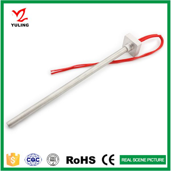 CE Approved 220v Hot Water Heater Heating Element Cartridge Heater