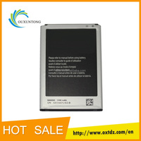 New product lithium battery for Samsung Note 3