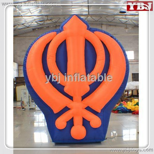 2014 commercial custom made mark inflatables models in stock of China