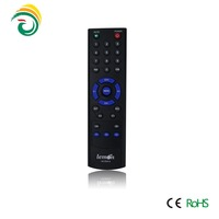 Beautiful appearance custom orion tv remote control with CE/ROHS
