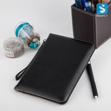 Ultra Slim Hand Strap Card Slot Stand Leather Case for iPad Mini 4