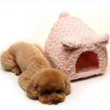 Factory supply different style soft dog house