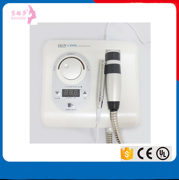 beauty Electroporation no needle free mesotherapy skin hot&cool facial care machine