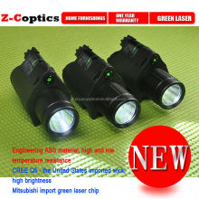 hot sale laser scope laser/light combo green laser gun sight
