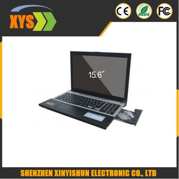 Best price 15.6inch laptop with DVD RAM 1G/2G/4G DDR3160G/250G/320G/ 500G 15.6 inch netbook