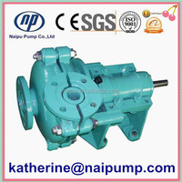 1 inch open impeller small mud pumps