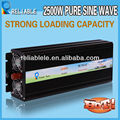 Factory Direct 2500W Pure Sine Wave Solar Inverter For Air Conditioner
